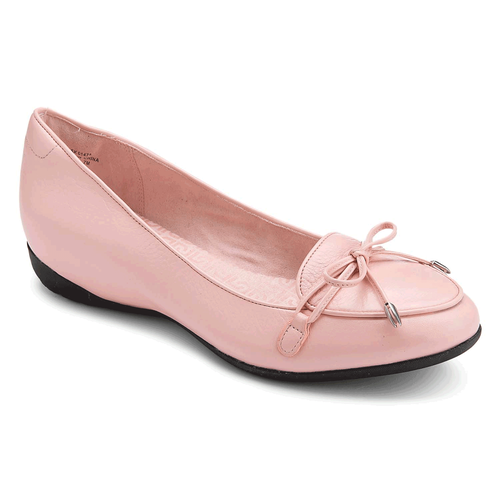 truLisa Belgian Moc Women's Shoes in Pink